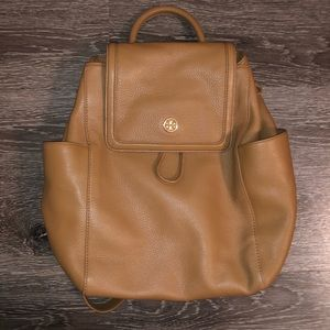475ddd97f62 Tory Burch Landon Flap Backpack